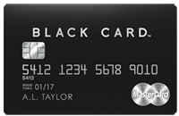 The MasterCard® Black Card™