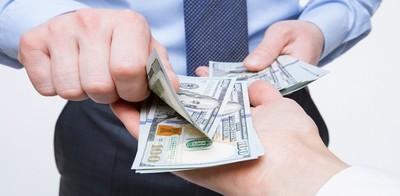 Cash back cash in hand