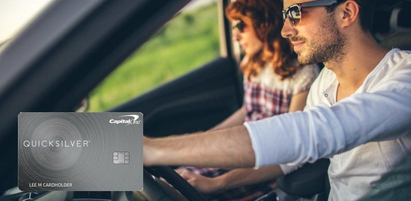 Card Review: Capital One® Quicksilver® Cash Rewards Credit Card
