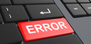 Error button