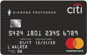 Citi<sup>®</sup> Diamond Preferred<sup>®</sup> Card – 21 Month Balance Transfer Offer