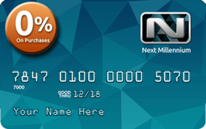Next Millenium Card