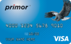 Green Dot primor® Secured Visa Classic Card