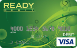READYdebit® Visa Mint Control Prepaid Card