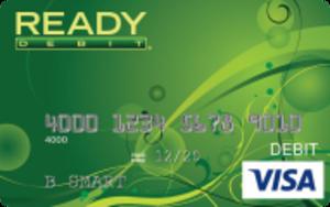 READYdebit® Visa Mint Control Prepaid Card