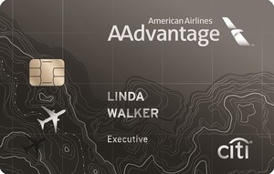 Citi<sup>&reg;</sup> / AAdvantage<sup>&reg;</sup> Executive World Elite<sup>&#8482;</sup> Mastercard<sup>&reg;</sup>