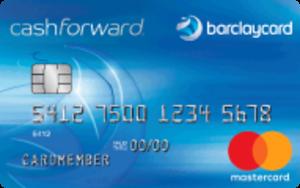 Barclaycard cashforward world mastercard 111517