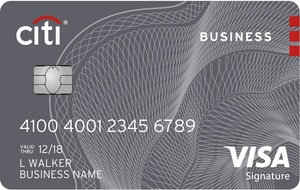 Costco Anywhere Visa<sup>&reg;</sup> Business Card by Citi