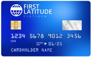 First Latitude Platinum Mastercard® Secured Credit Card