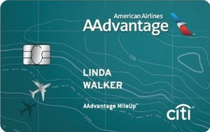 American Airlines AAdvantage MileUp<sup>&#8480;</sup> Card