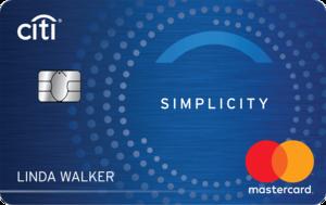 Citi Simplicity<sup>&reg;</sup> Card - No Late Fees Ever